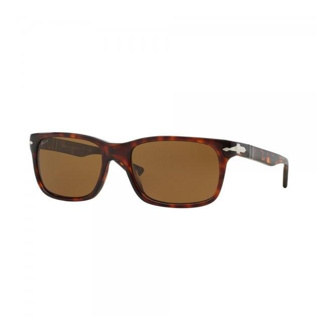 Persol PO3048S Classic Havana Tortoise Sunglasses 0PO3048S 24/57