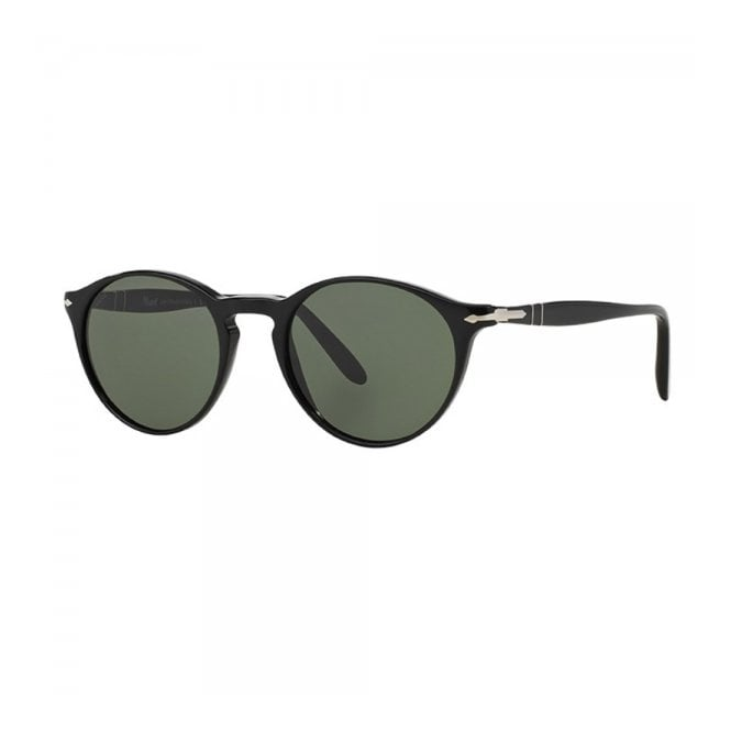 Persol PO3092SM Black Polarized Sunglasses 0PO3092SM