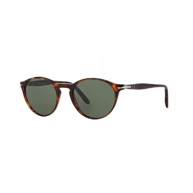 Persol PO3092SM Havana Tortoise Sunglasses 0PO3092SM