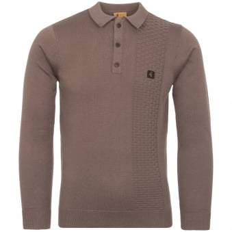 Pewter Impact Polo Shirt