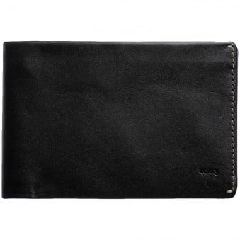 Bellroy Travel Wallet Black WTRA-2771-RFID