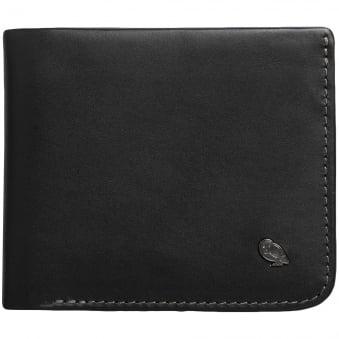 Bellroy Hide & Seek Wallet Black RFID HI 3754-WHSE