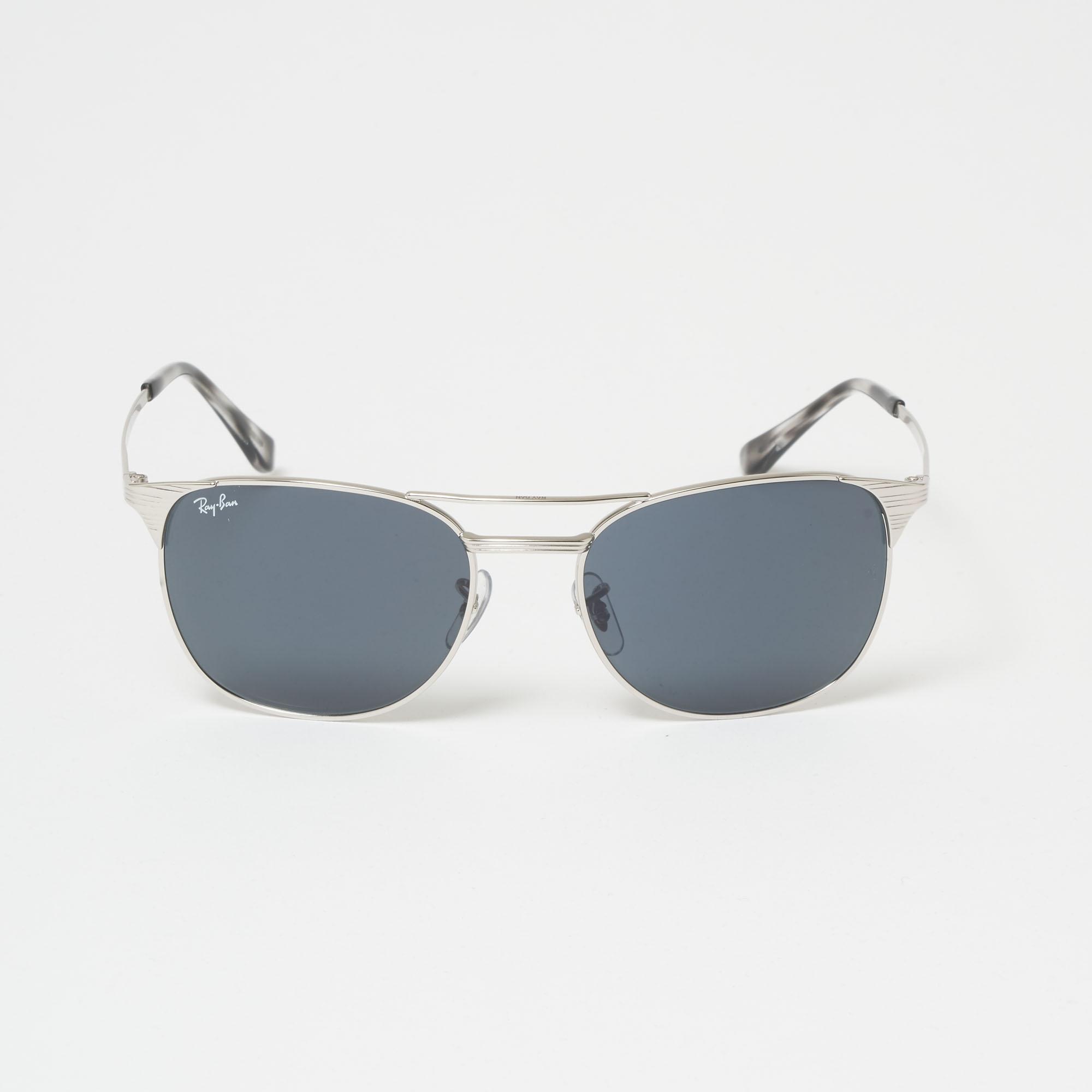 a327b7338c Chrome Signet Sunglasses - Blue Gray Classic Lenses