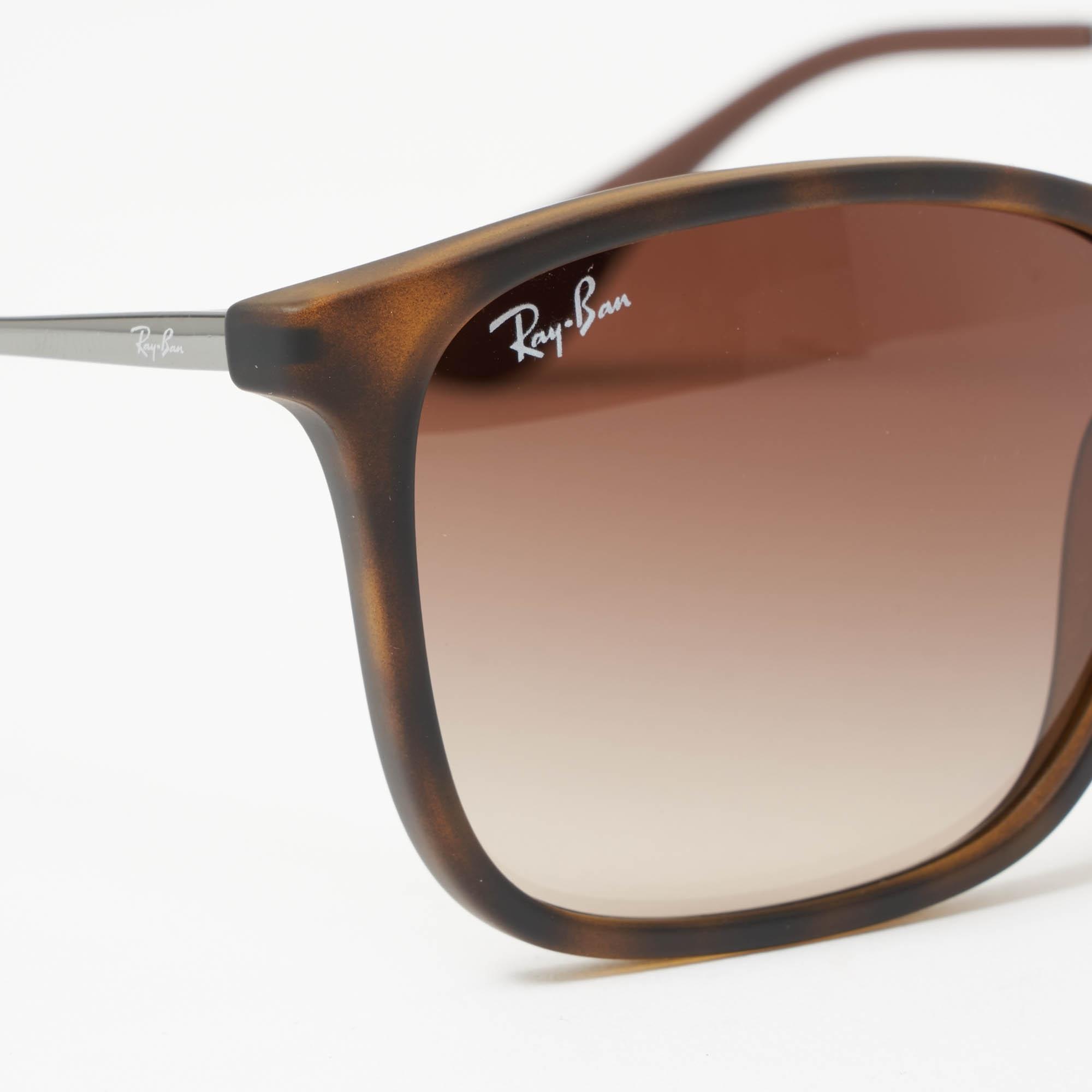 015c964506 Tortoise Chris Sunglasses - Brown Gradient Lenses