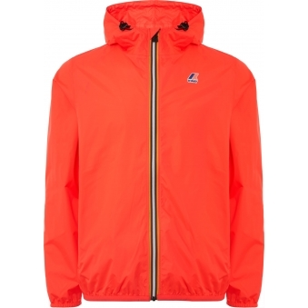 Red Fluo Le Vrai Claude 3.0 Light Jacket