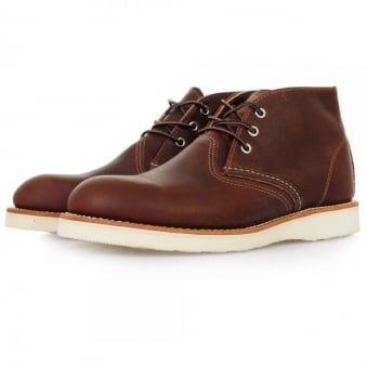 Red Wing 3141 Brown Chukka Boot