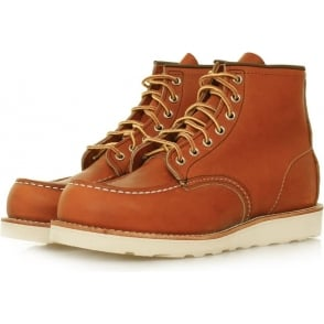 Red Wing Classic Moc Toe Oro-Legacy Boot 0875-3