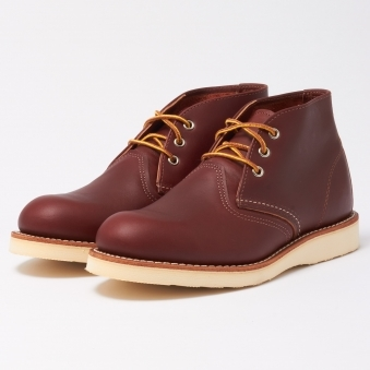 Red Wing Copper Chukka Boot 03139