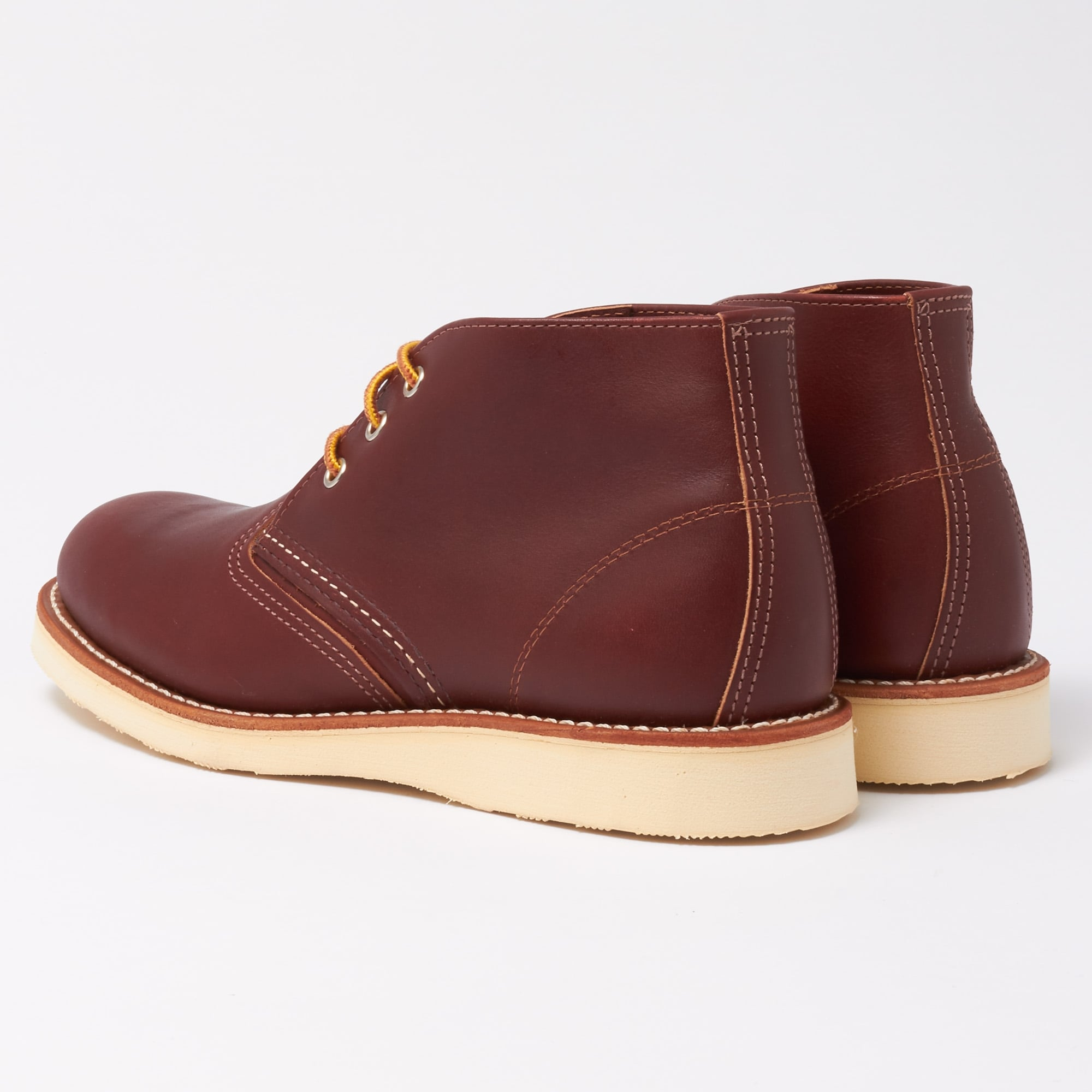 0c862a85b44 Red Wing Red Wing Copper Chukka Boot 03139