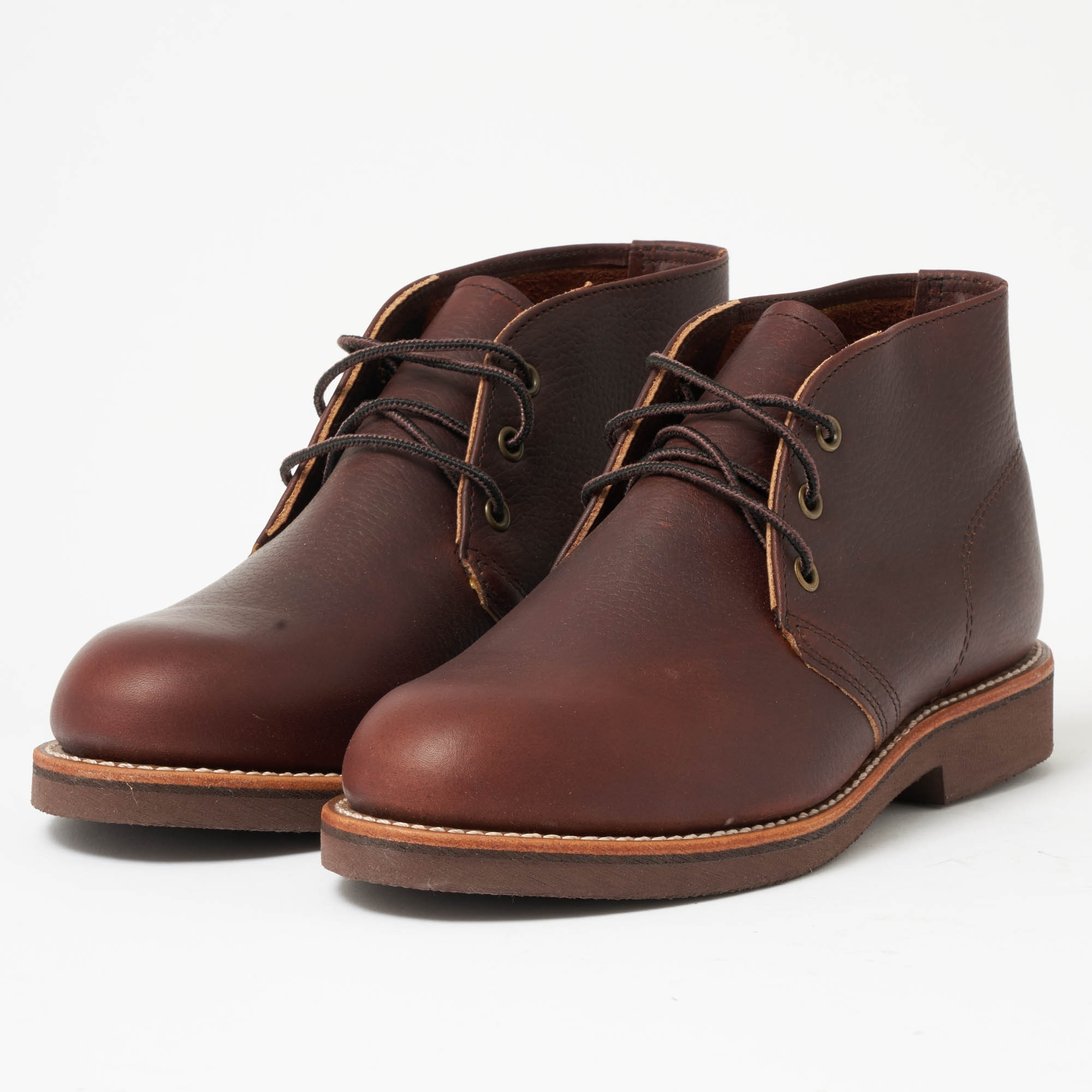 Foreman Chukka Briar Brown Boot