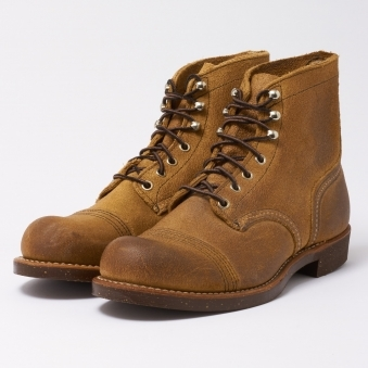 Red Wing Heritage 8113 Iron Range Boot