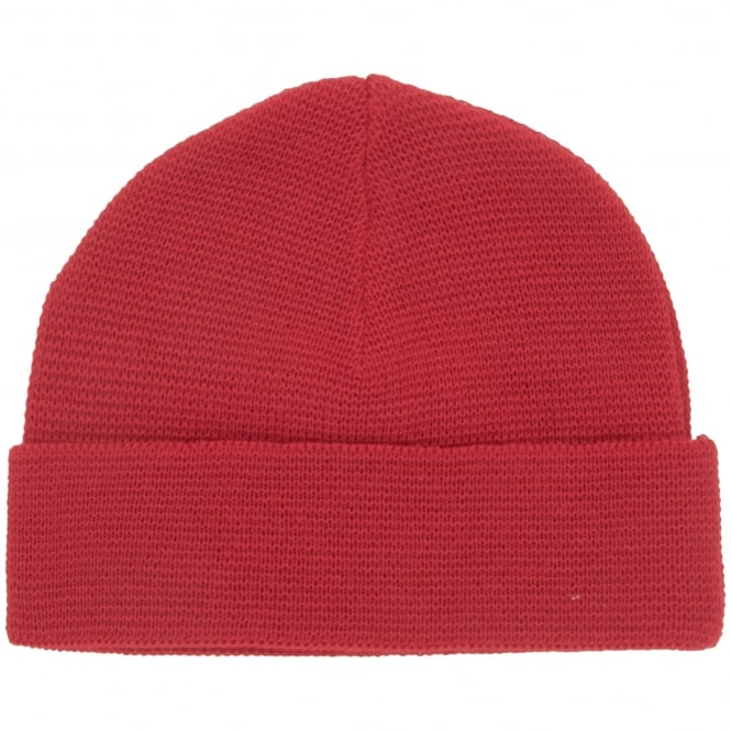 AMI Red Wool Beanie