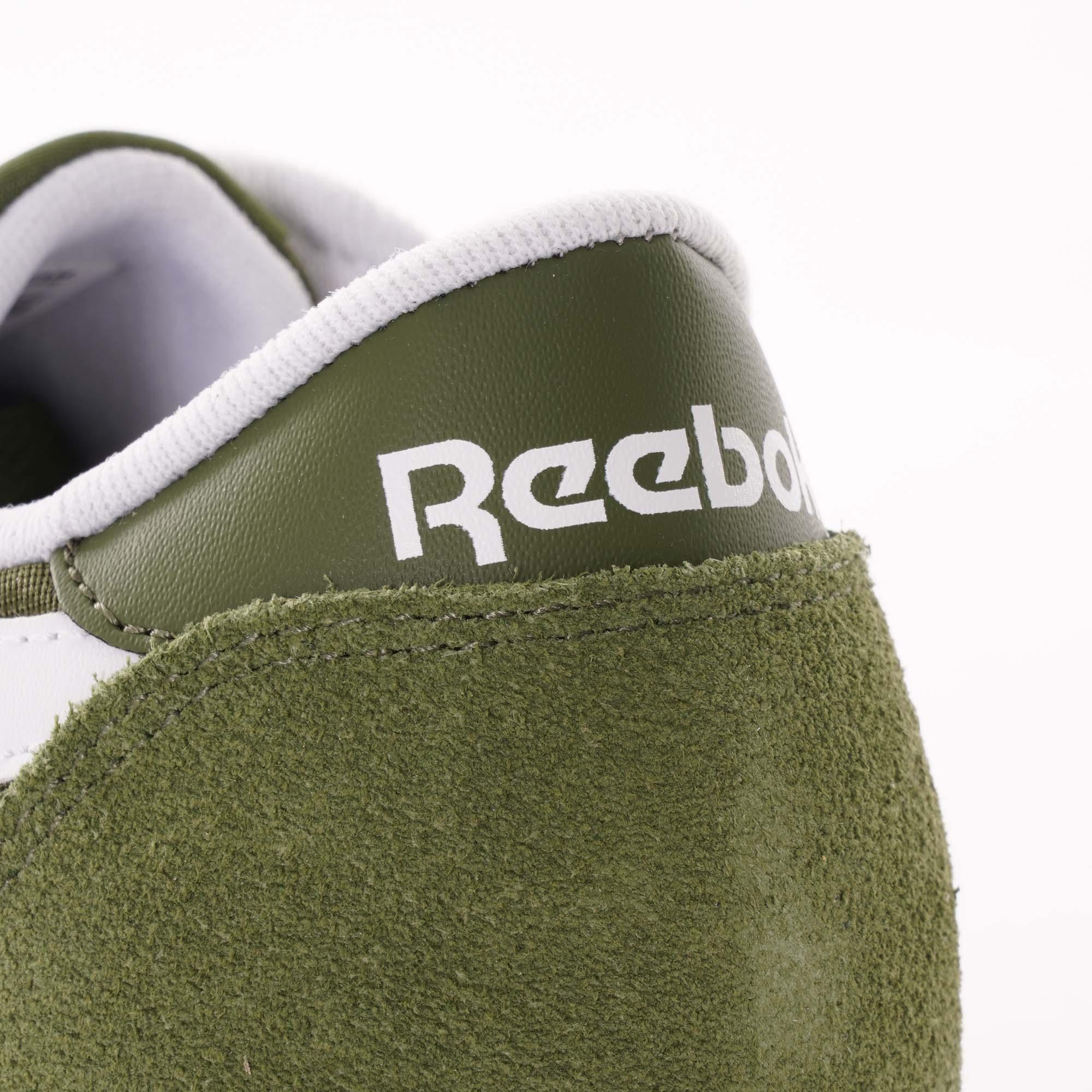Reebok Classic Nylon | Green | FV2087