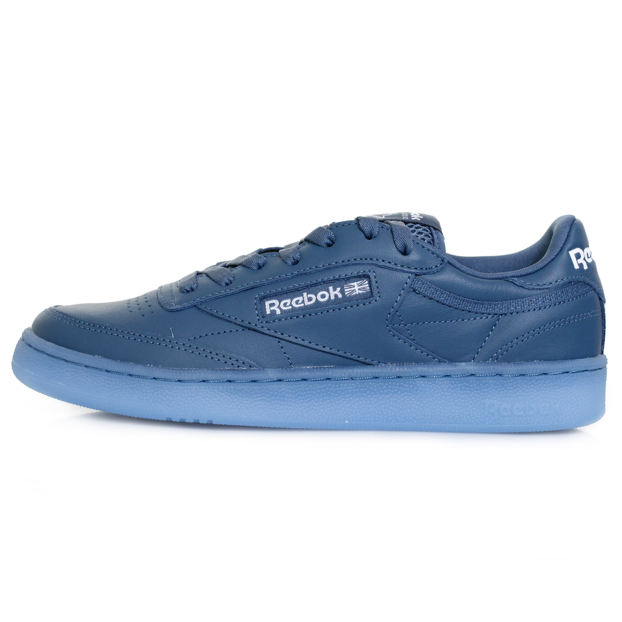 Reebok Club C85 Ice Blue Shoe BD1672 4fd553cdea8