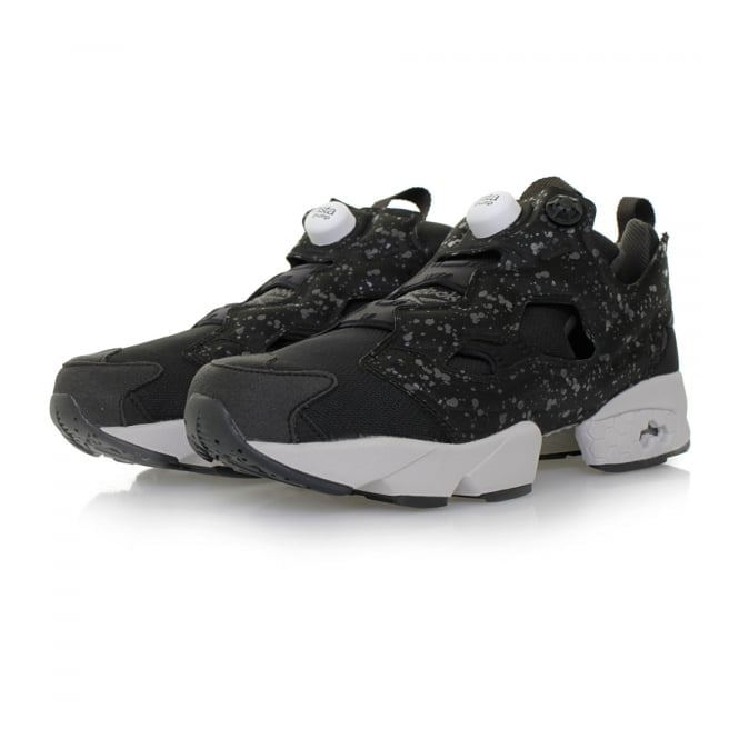 Reebok Instapump Fury SP Black Shoe AQ9803