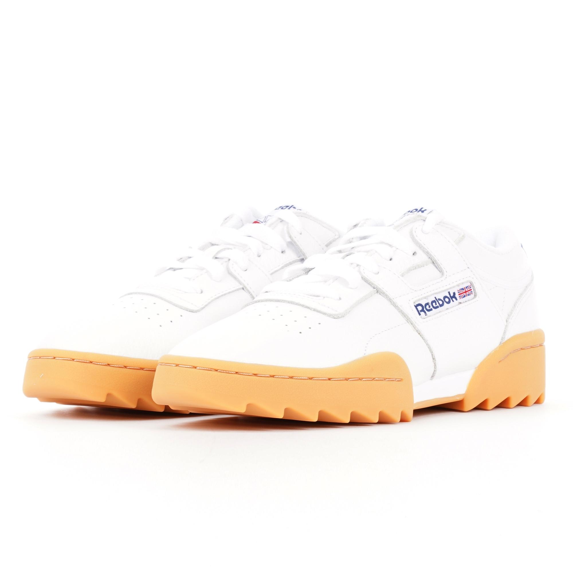 Reebok Workout Ripple OG | White, Dark