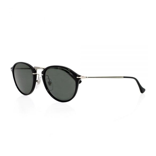 5b89067cdda Reflex Polarized Sunglasses- Black  amp  Bottle Green