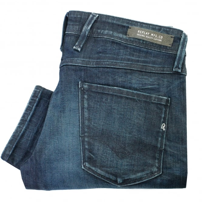Replay Jeans Replay Anbass Water Zero Blue Jeans M914.67B