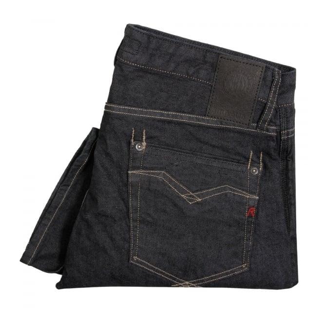 Replay Jeans Replay Newbill Dark Indigo Denim Jeans MA955 000
