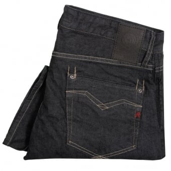 Replay Newbill Dark Indigo Denim Jeans MA955 000