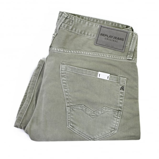 Replay Jeans Replay Waitom Greenston Denim Jeans M983 000