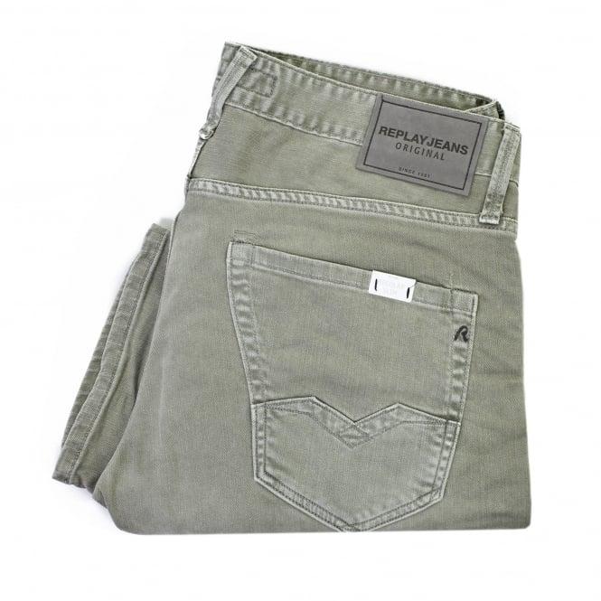 Replay Jeans Replay Waitom Greenston Denim Jeans M983 000