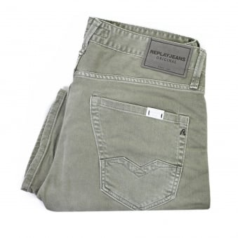Replay Waitom Greenstone Denim Jeans M983 000