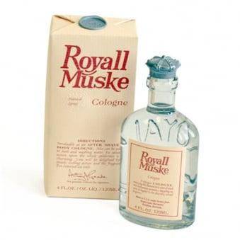 Royall Muske Cologne Natural Spray 120ML