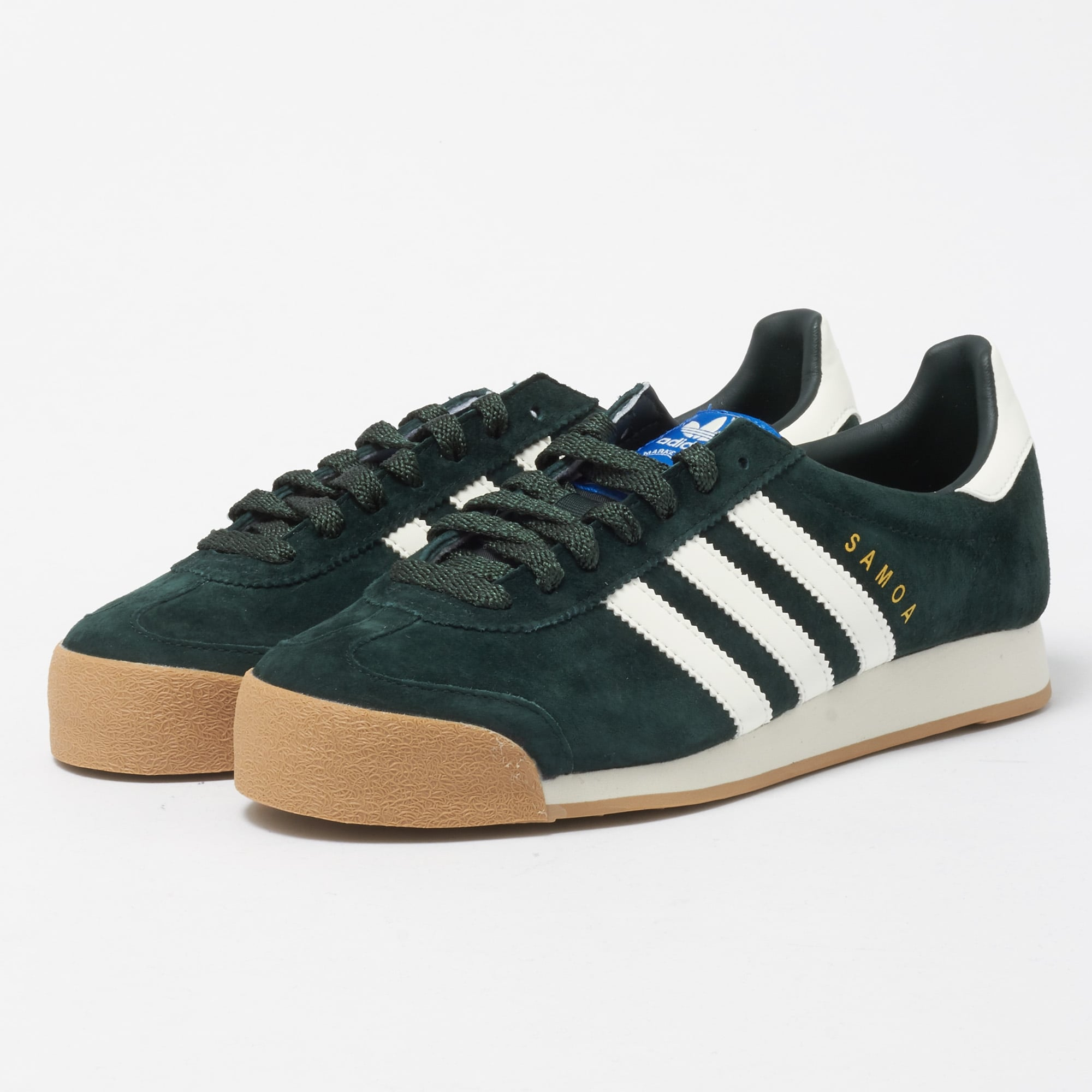 samoa adidas green
