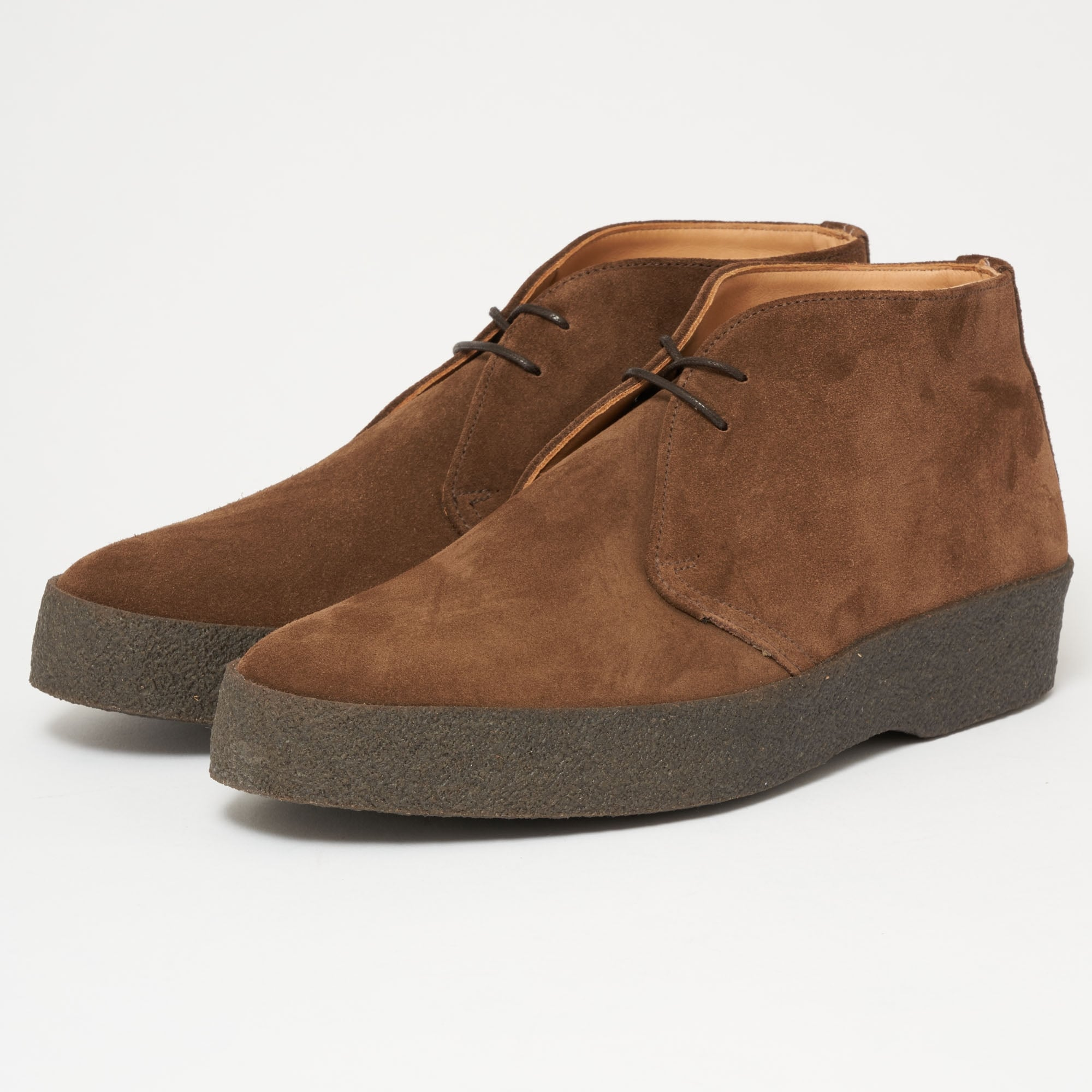 Lux London >> Sanders & Sanders Shoes | Snuff Chukka Boot | Mens Boots