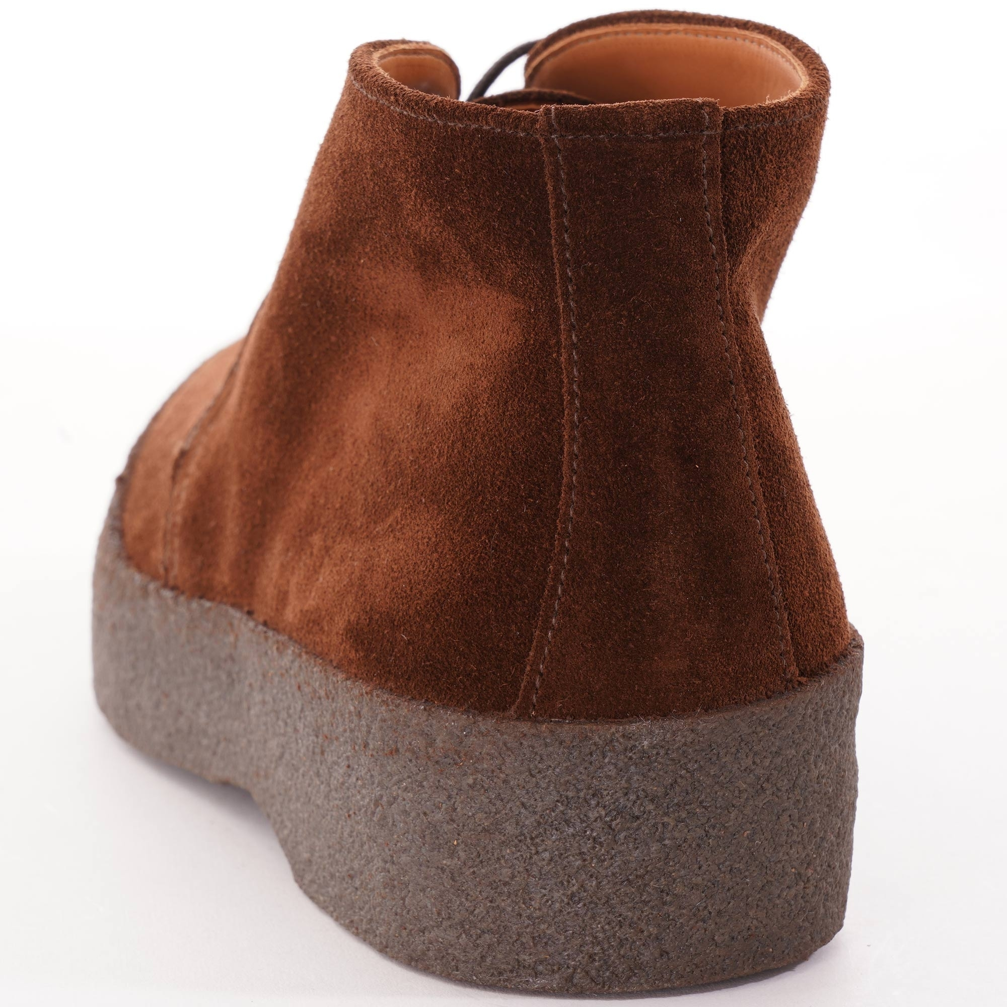 Hi Top Chukka Boot | Polo Snuff Suede