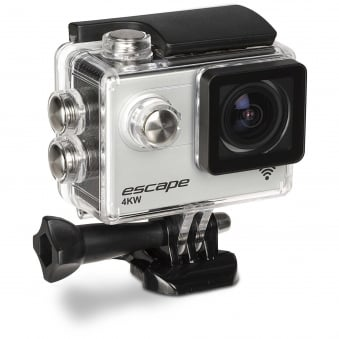 Silver Escape 4KW Action Camera