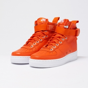 Special Field Air Force 1 Mid - Team Orange