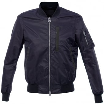Spiewak Spitfire MA-1 Deep Sea Blue Jacket 6028ads