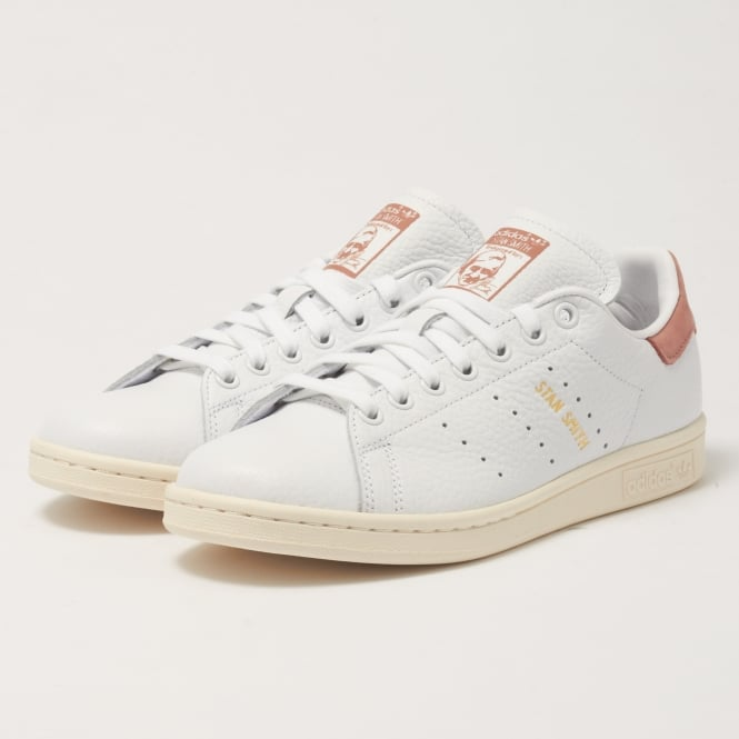 Adidas Originals Stan Smith - White & Raw Pink