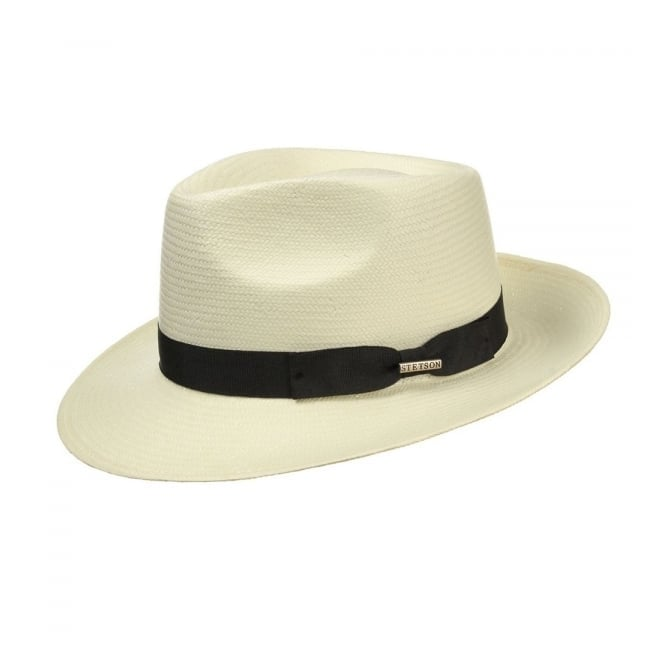 Stetson Hats Stetson Telida Toyo Tan Fedora Hat 2128503
