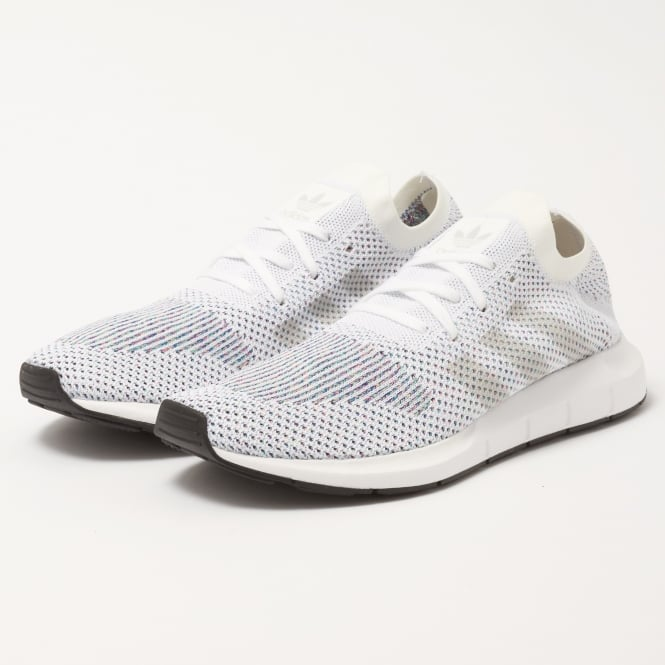 Adidas Originals Swift Run Primeknit - Footwear White