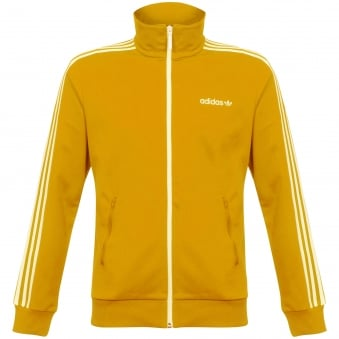 Tactile Yellow Beckenbauer Track Jacket