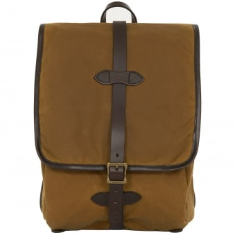 Filson Tan Tin Cloth Bag 11070017