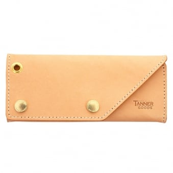 Tanner Goods Workman Natural Wallet