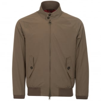 Taupe G9 Harrington Jacket