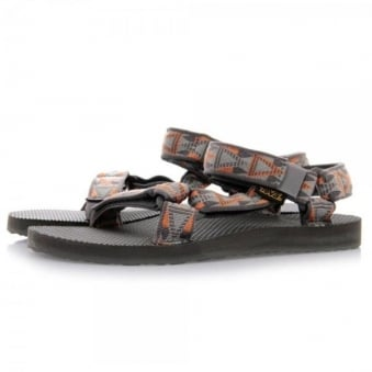 Teva Original Universal Mosaic Brown Sandals 1004006