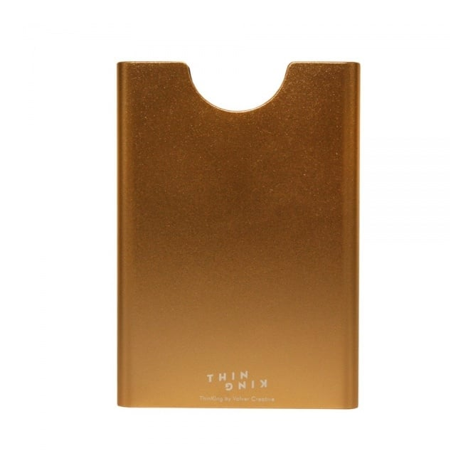 Thin King Credit Card Holder Thin King Champagne Card Holder 1083