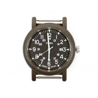 Timex Camper Green Black Watch T2N363WS