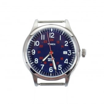 Timex Waterbury United Stainless Steel Blue Watch TW2R13400WS