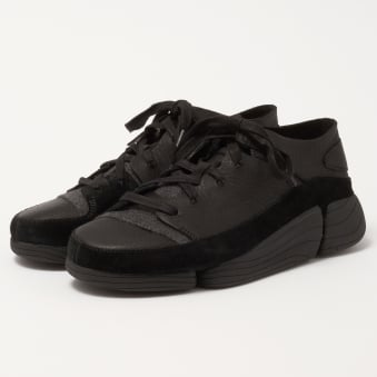 Trigenic Evo Shoes - Black Leather