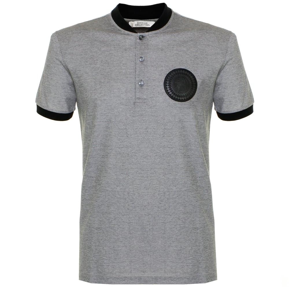 versace polo t shirt