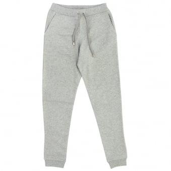 Versus Versace Grey Marled Sweatpants BU40174