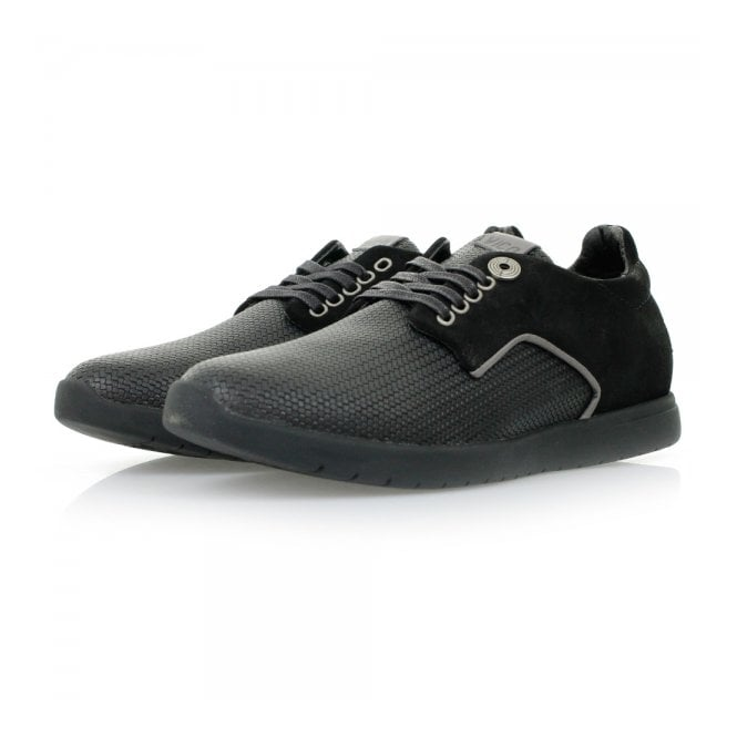 DEADSTOCK Vico Yale Black Shoes V029