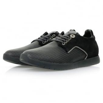 Vico Yale Black Shoes V029